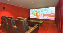 InnoHomes Theater Room